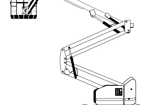 Articulating Boom Illustration